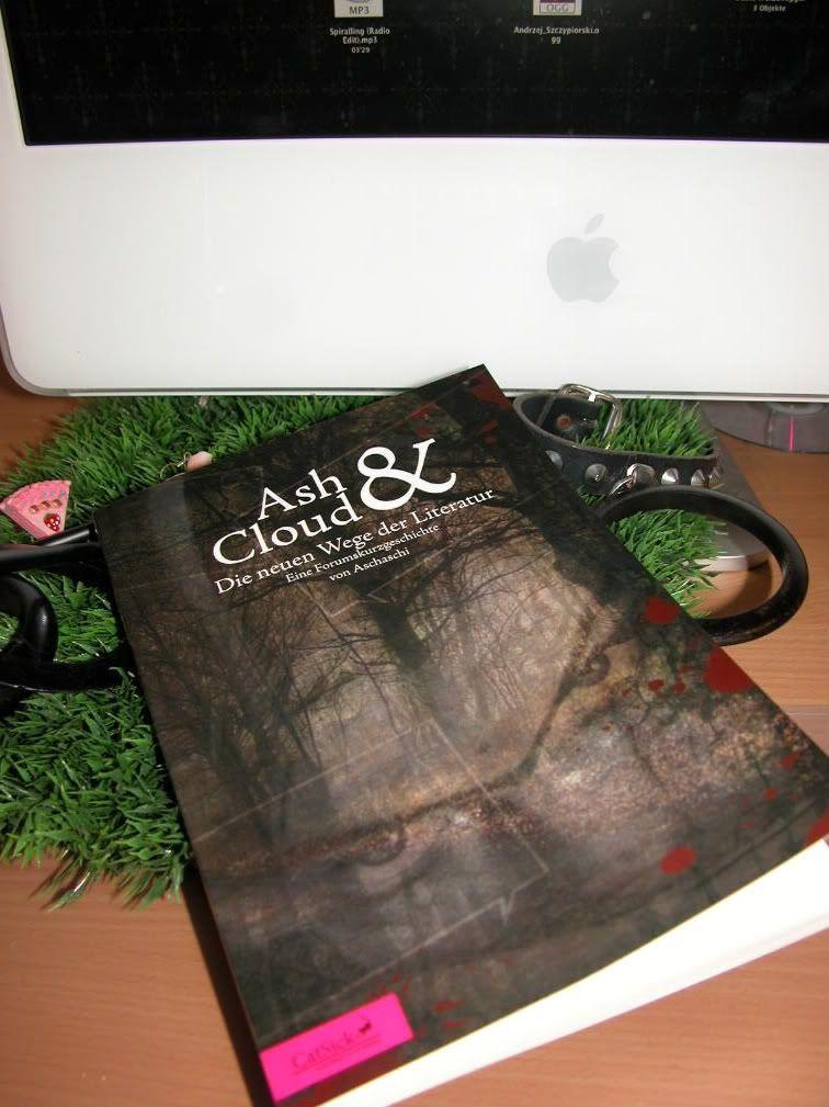 Ash & Cloud - Die neuen Wege der Literatur DSCN0024