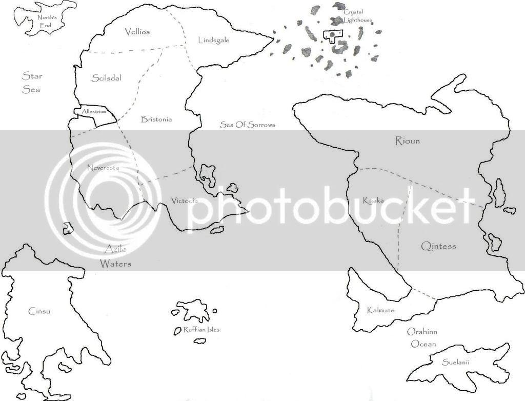 Errayne World Map ColoredErrayneMap-1