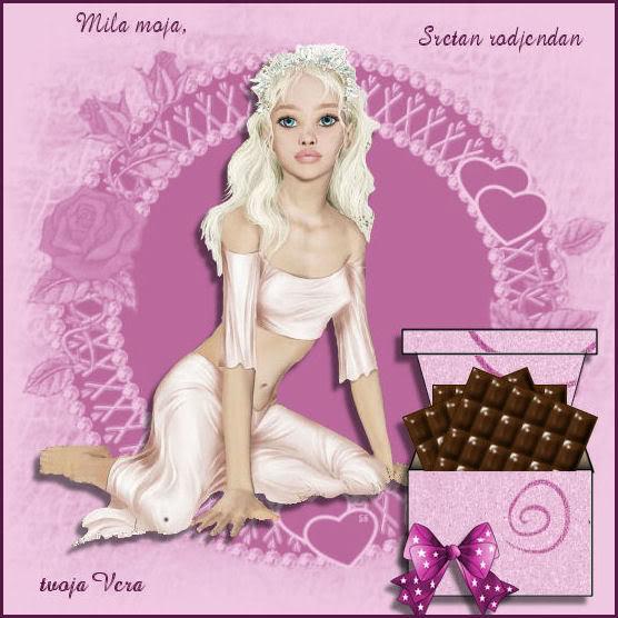 Chocolate sve najlepse ... CestitkazaChoco