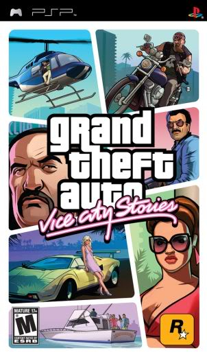 GTA - vice city story- PSP GTAvicecitystories