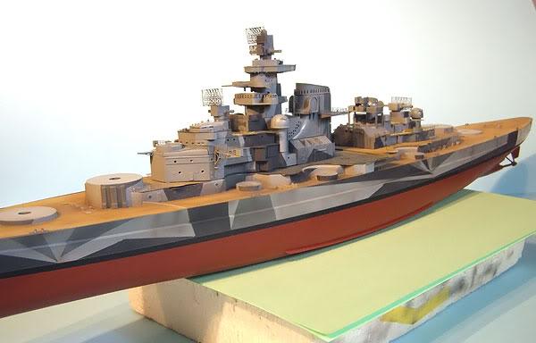 Makete brodova, barki, jedrenjaka... 35-16