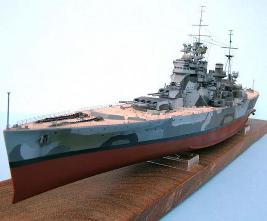Makete brodova, barki, jedrenjaka... A-8