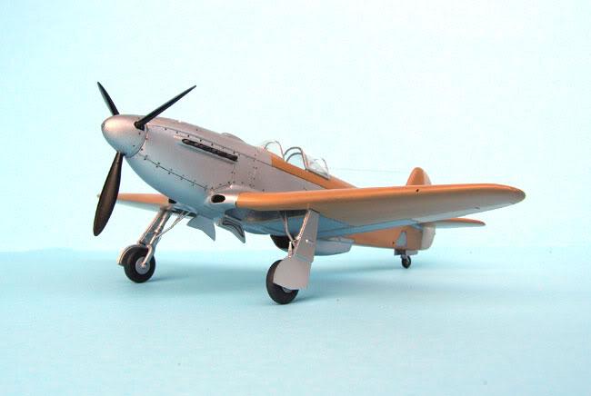 Makete zrakoplova B-11