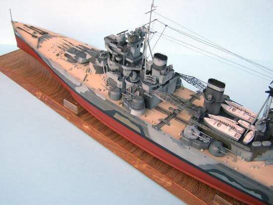 Makete brodova, barki, jedrenjaka... B-7