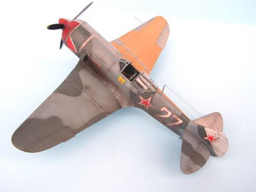 Makete zrakoplova E-12