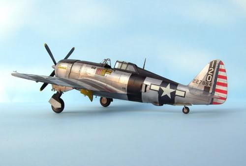 Makete zrakoplova H-7