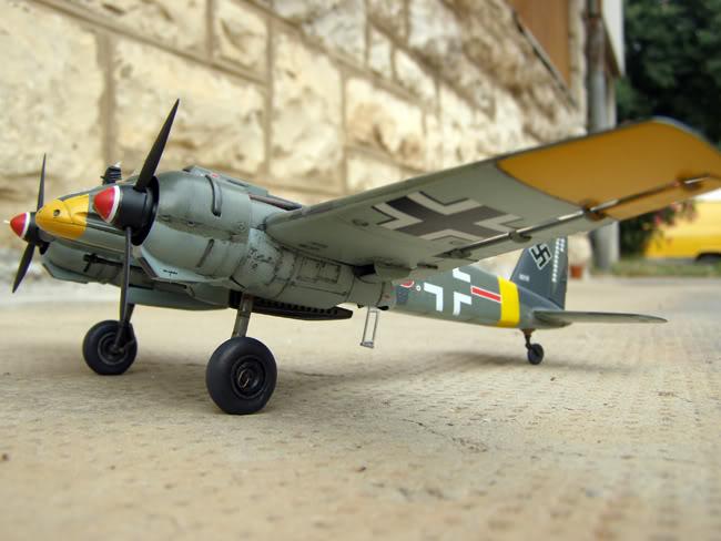 Makete zrakoplova T4