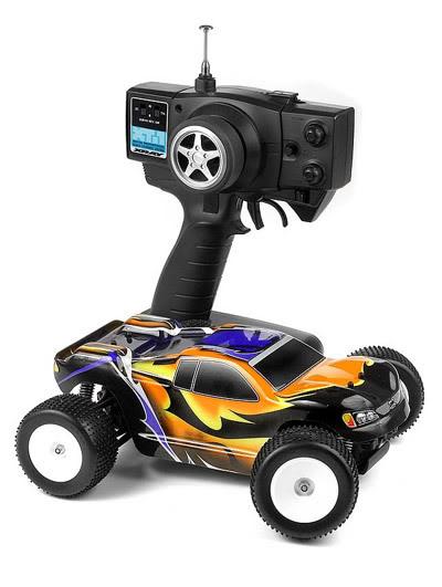 Quelle voiture radiocommandée tout terrain électrique choisir pour débuter? La liste des RTR du marché! Xray_m18t_rtr