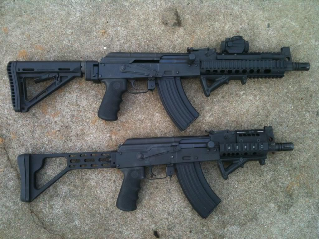 AK corto para pana Dracofam