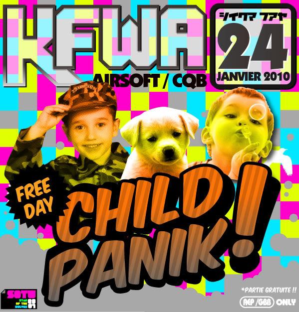 La Fly Gallerie de la KFWA ! Child2