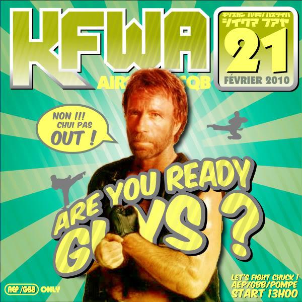 La Fly Gallerie de la KFWA ! Chuch