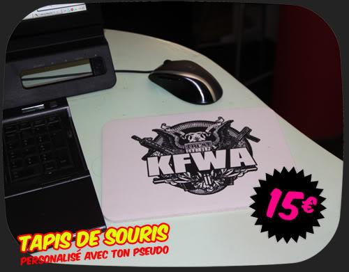 Magasin KFWA ! Pad1