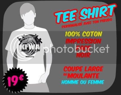 Magasin KFWA ! Tee2