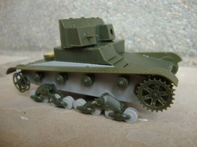 Trumpeter T-26 T26o21