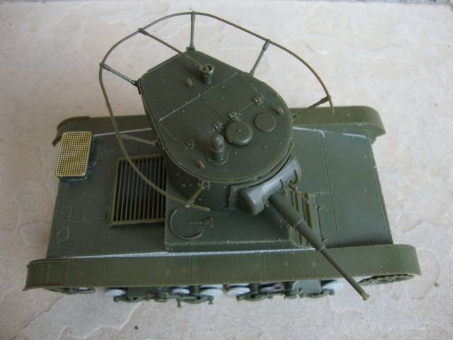 Trumpeter T-26 T26o31