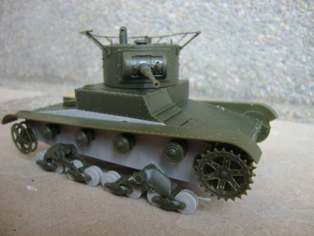 Trumpeter T-26 T26o32