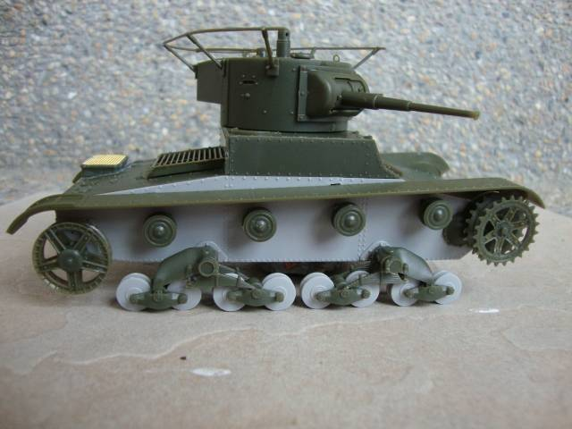 Trumpeter T-26 T26o33
