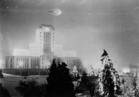 OVNIS galeria. 1937-VancouverBCCanada