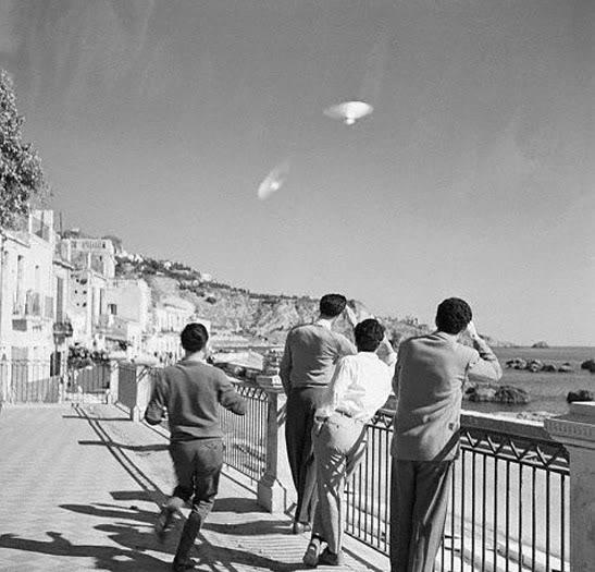 OVNIS galeria. December101954-SicilyItaly