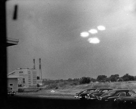 OVNIS galeria. July161952-SalemMassachusettsUSA