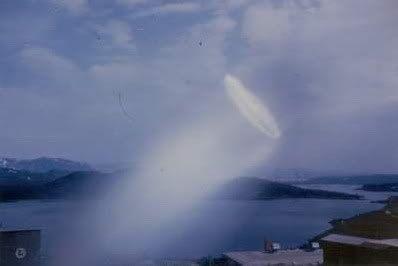 OVNIS galeria. July1957-Norway