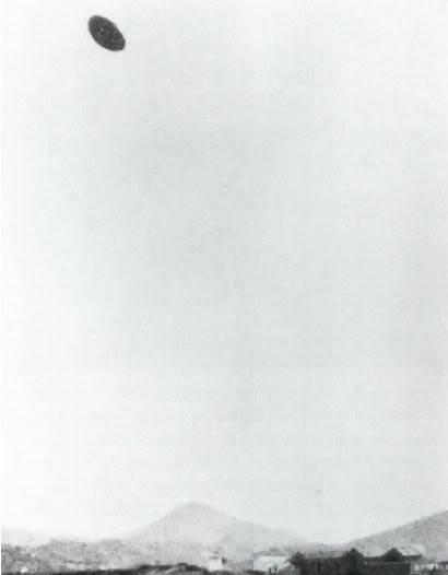 OVNIS galeria. November21954-MalagaSpain