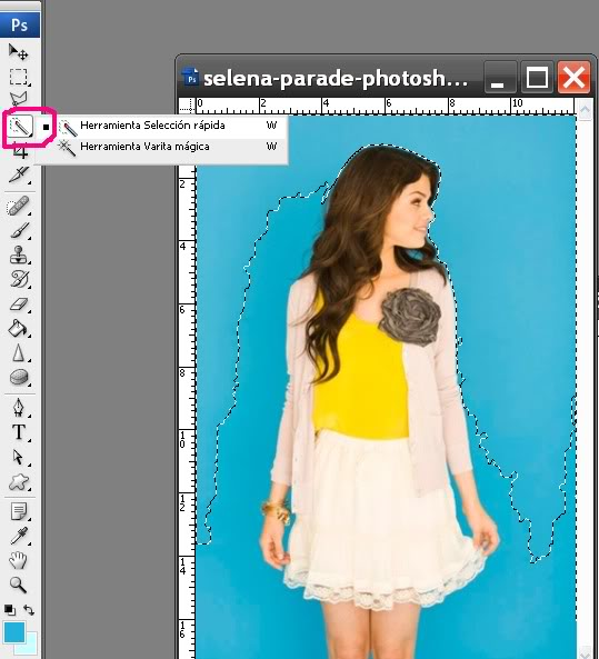 ¡Clases de Photoshop by XimeNICKa! Dibujo2-1