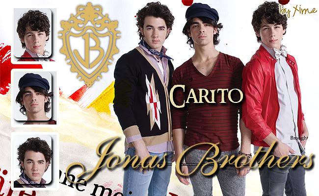 ♥♪ Editaciones XimeNICKa ♪♥ JonasBrotherscaro