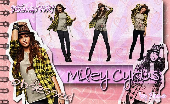 ♥♪ Editaciones XimeNICKa ♪♥ MileyObsessed-1
