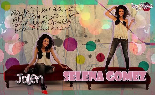 ♥♪ Editaciones XimeNICKa ♪♥ SelenaGomezJollen