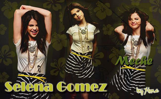 ♥♪ Editaciones XimeNICKa ♪♥ SelenaMeche
