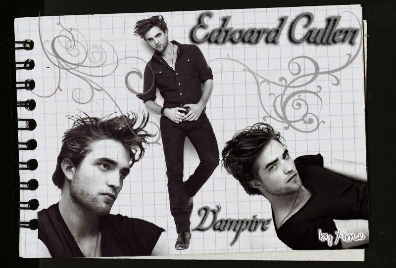 ♥♪ Editaciones XimeNICKa ♪♥ Edward