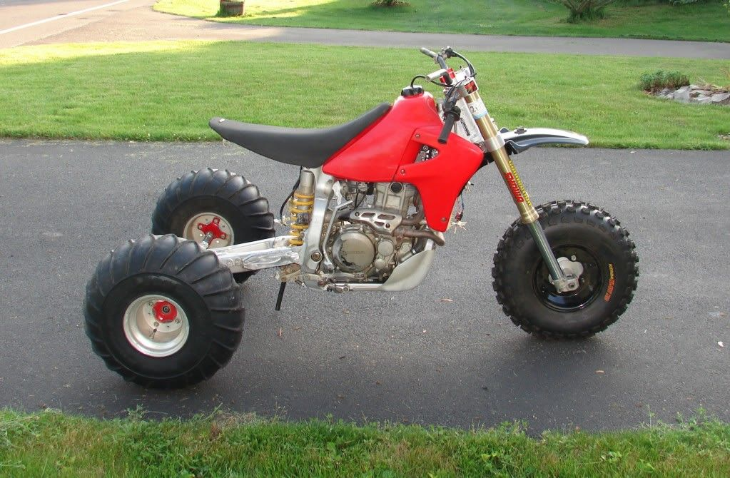 XR 650R 3 wheeler DSC06542