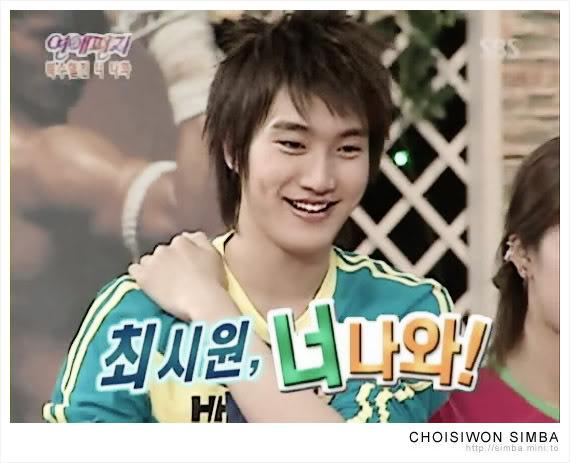 (¯`°•.PIC SUPER JUNIOR.•°´¯) - Page 2 Choisiwon_game