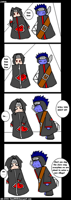Kisame's Important Quest (PRIVATE) Narutojaws
