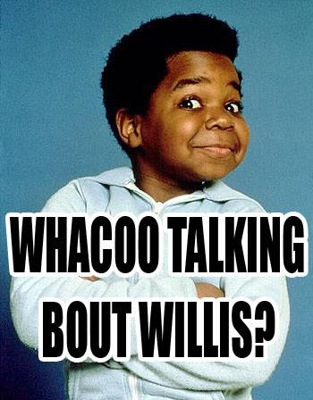 Television from your youth. Gary-coleman