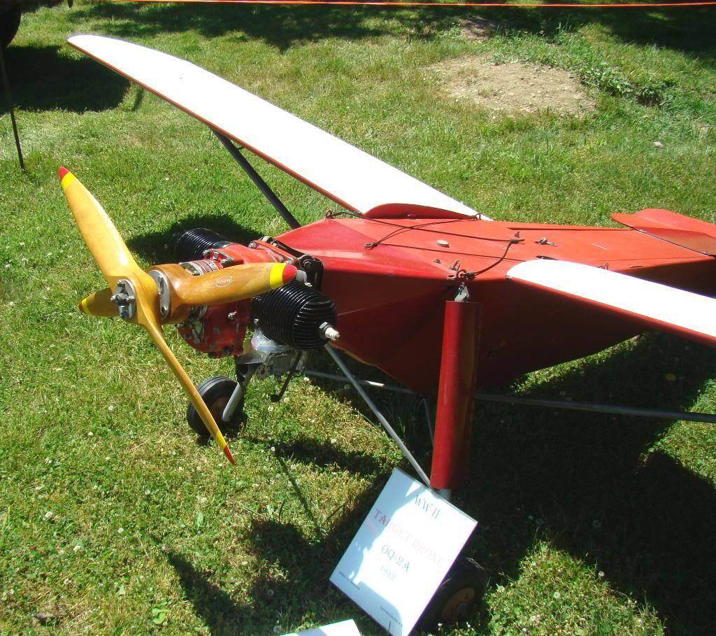 WW2 Radio Contolled Target Drone OQ-2A 1943 DSC07539