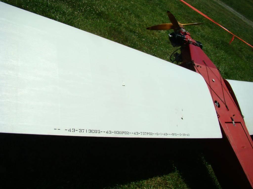 WW2 Radio Contolled Target Drone OQ-2A 1943 DSC07540