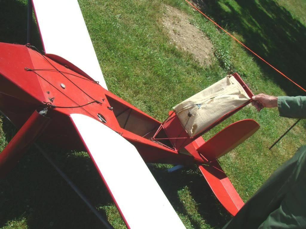WW2 Radio Contolled Target Drone OQ-2A 1943 DSC07542