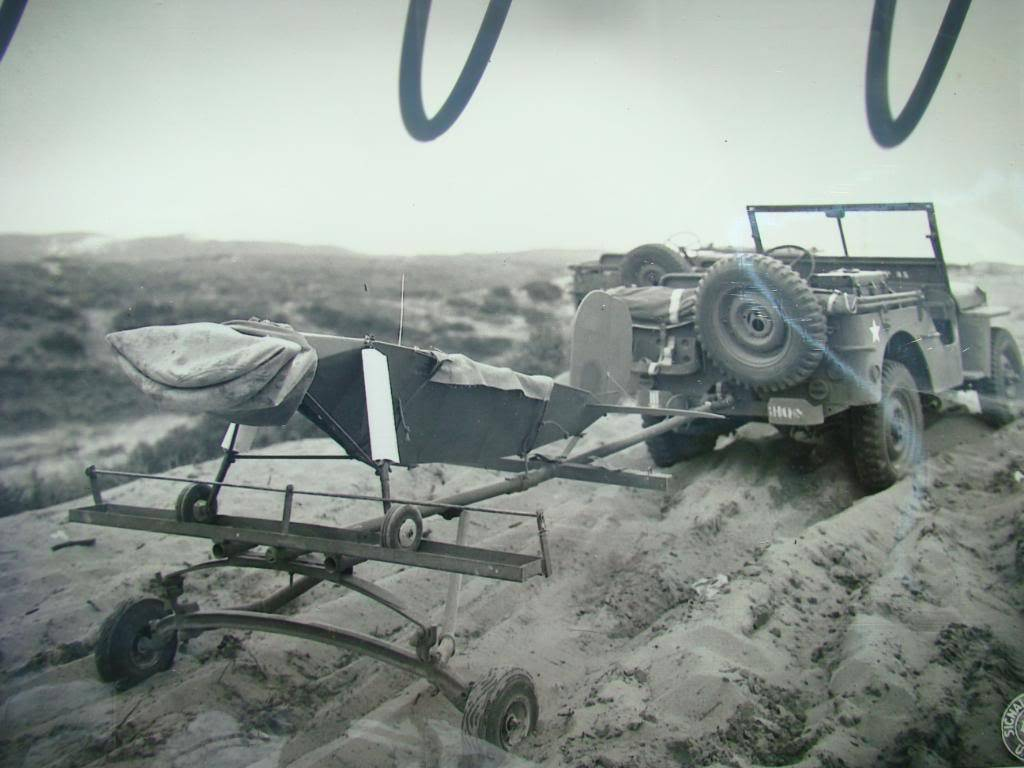 WW2 Radio Contolled Target Drone OQ-2A 1943 DSC07546
