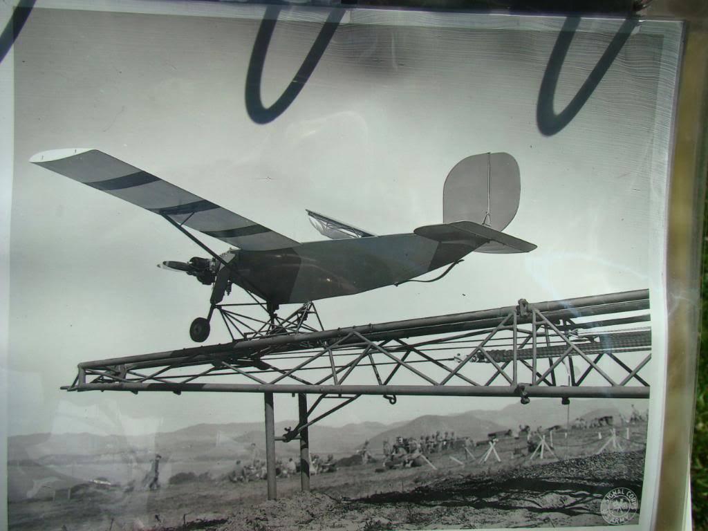 WW2 Radio Contolled Target Drone OQ-2A 1943 DSC07548