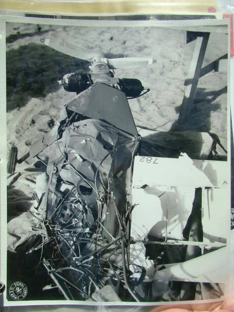 WW2 Radio Contolled Target Drone OQ-2A 1943 DSC07551
