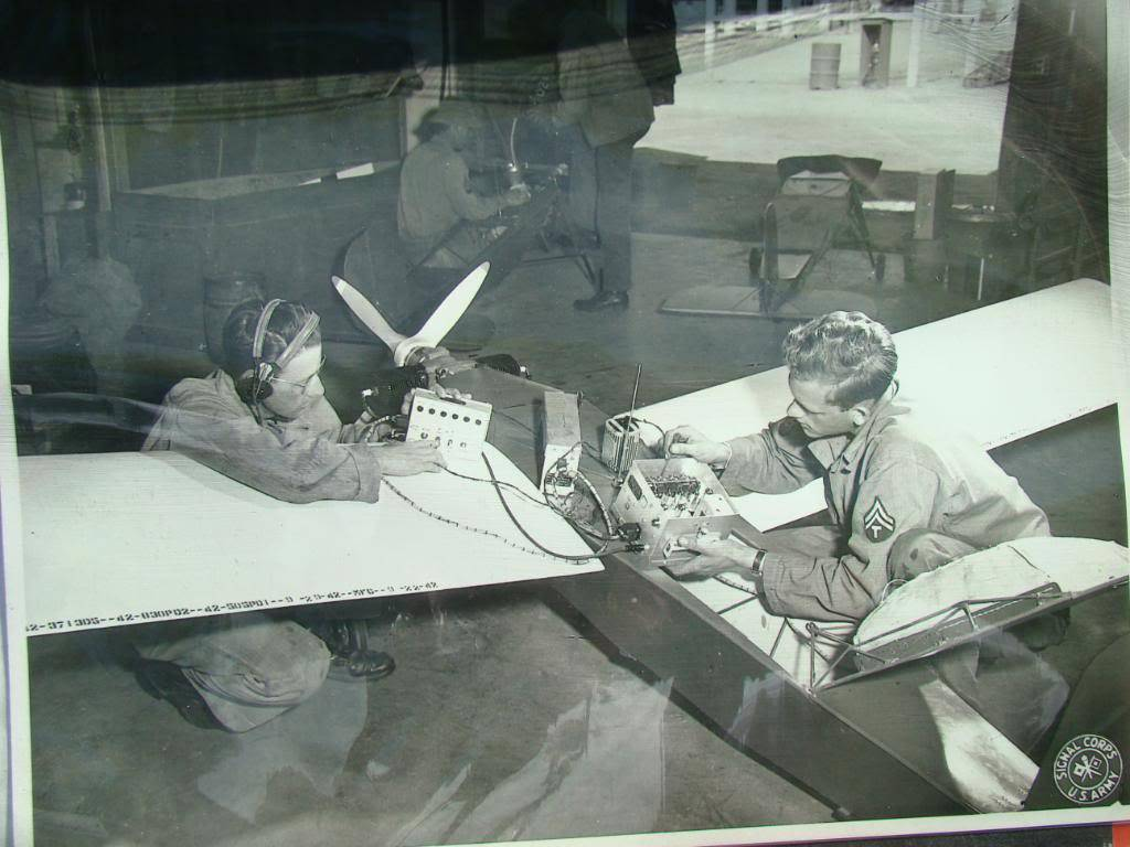 WW2 Radio Contolled Target Drone OQ-2A 1943 DSC07553