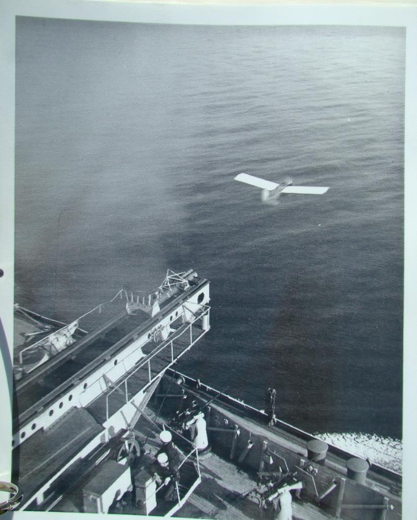WW2 Radio Contolled Target Drone OQ-2A 1943 DSC07554
