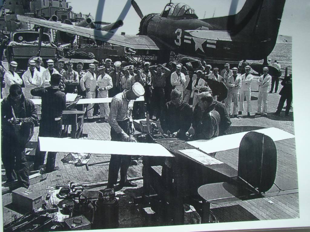 WW2 Radio Contolled Target Drone OQ-2A 1943 DSC07555