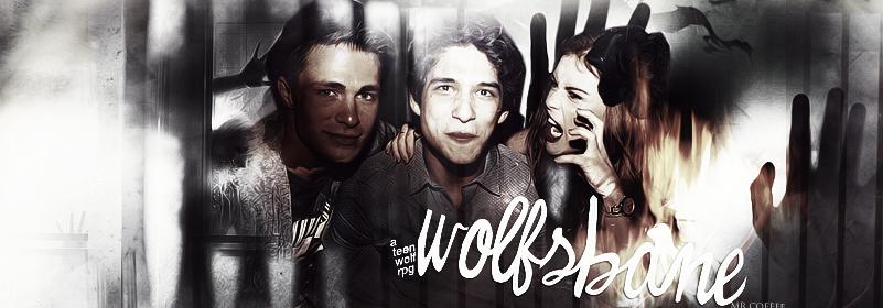 Teen Wolf RPG.