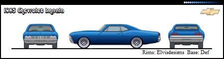 1965 Chevrolet Impala Impala-2