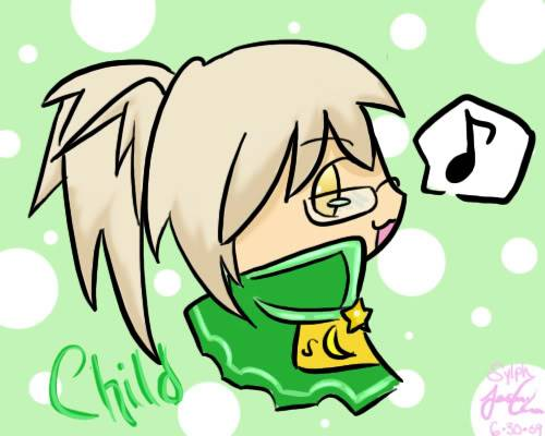 Sylph's OLD Art? ChildofHumility