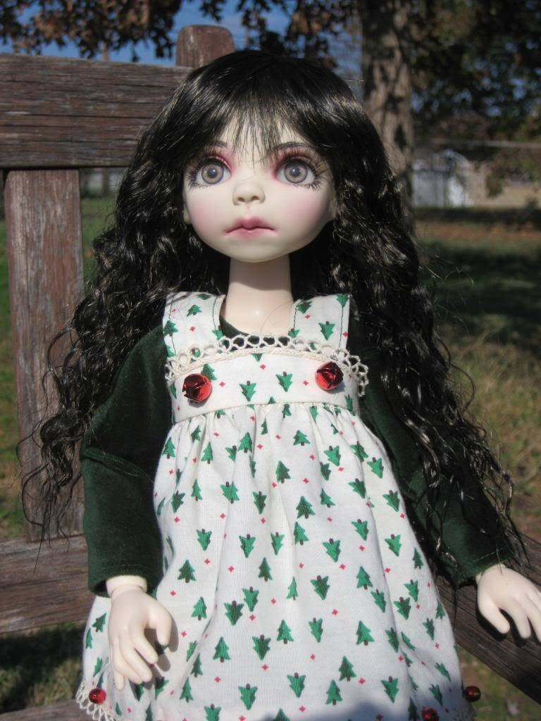 Meet Dru.... Again!  She Has A New Look! IMG_4363