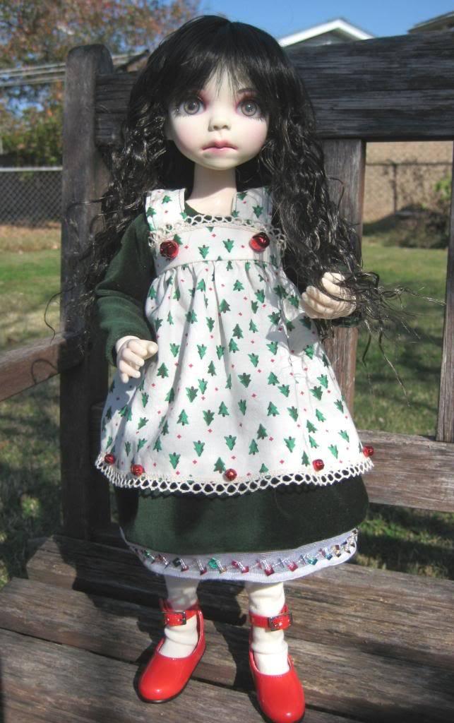 Meet Dru.... Again!  She Has A New Look! IMG_4364